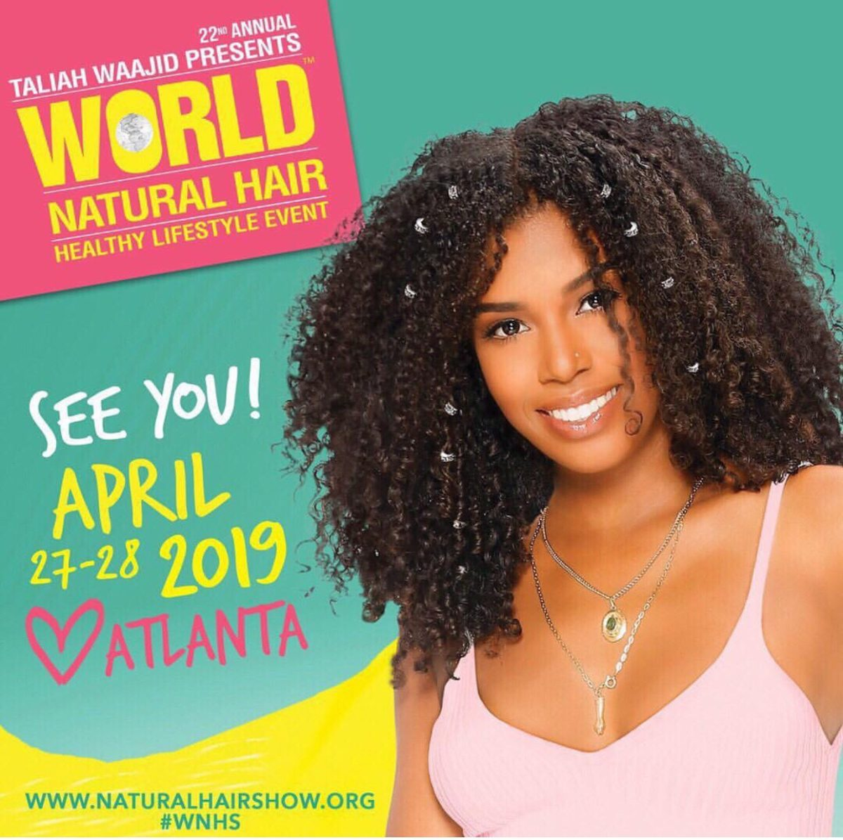 Prime Ticketed 22Nd Annual Taliah Waajid Presents World Natural Hair Schematic Wiring Diagrams Phreekkolirunnerswayorg